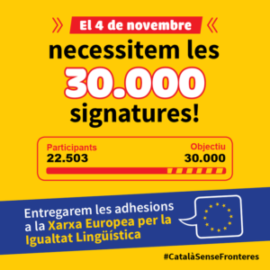 30.000 signatures català